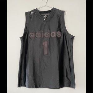 Adidas retro basketball jersey